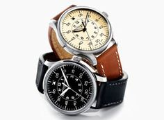 Tourneau brings new editions of Mougin & Piquard for J.CREW. #watch