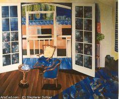Artwork >> Stéphanie Duffour >> 1410 Mystery St.  N.O