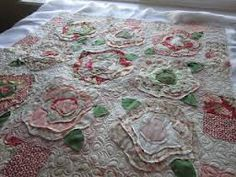 french rose quilt pattern - Google Search