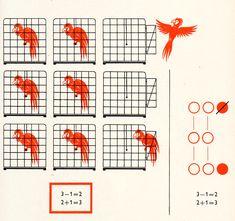 Freedom, fom a 1960s German math workbook