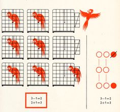Freedom, fom a 1960s German math workbook