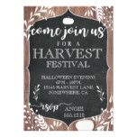 FALL PARTY INVITATION #thanksgiving