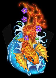 Butterfly Koi Fish | butterfly koi winter koi fish cached view the design process