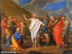 Jesus' Healing Art: I AM the Resurrection and the Life