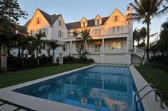Palm Beach, FL Waterfront - 1438 N Ocean Blvd - $16,500,000 Home for sale, House images, Property price, photos