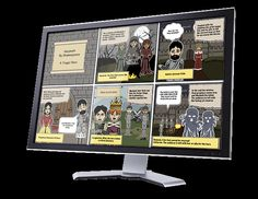 Storyboard That - Tool where teachers and students can create their own storyboards with a huge variety of creative options. Great way to make a lesson or project fun and original.