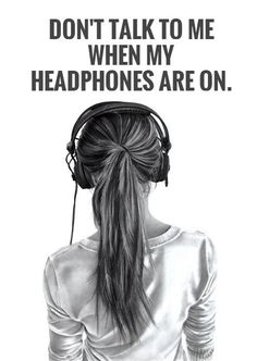 Ideas For Music Headphones Drawing Illustrations Girl With Headphones, Music Headphones, Imagine Dragons, Music Quotes, Music Lyrics, Music Is Life, My Music, Music Mood, Music Is My Escape