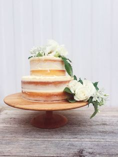 Need a wooden cake stand