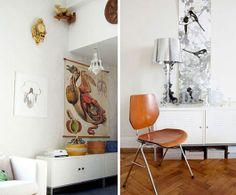 Ikea Locker Credenza : Via doorsixteen. i have always wanted one of these ikea ps cabinets