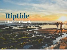 Vance Joy, wrote the popular hit song Riptide. This great beginning tune to learn on the uke, but the Riptide ukulele chords are easy to memorize.