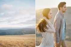 Becky and Mark Engagement « Jose Villa | Fine Art Weddings
