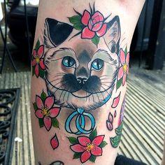 Tattoo done byAmy Victoria Savage. @amyvsavage