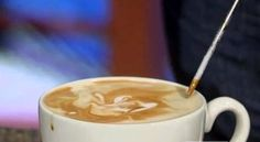 VIDEO: Learn how to make latte art with Halcyon Southtown   kens5.com San Antonio