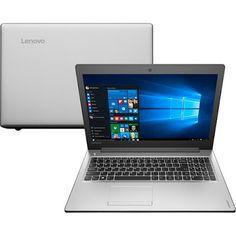 """Notebook Lenovo Ideapad 310 Intel Core i5-6200u 8GB 1TB Tela LED 15"""" Windows 10 << R$ 184643 >>"""