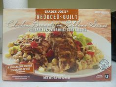 What's Good at Trader Joe's?: Trader Joe's Chicken Breast in Poblano Sauce