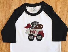 One Day Ill Play Soccer Just Like My Pop-Pop Toddler//Kids Raglan T-Shirt