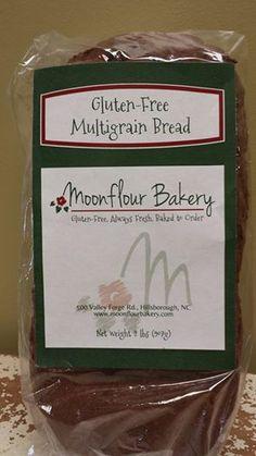 Moon Flour Bakery - Gluten Free Multigrain Bread at NOSH
