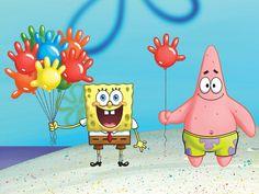 Love spongebob and patrick