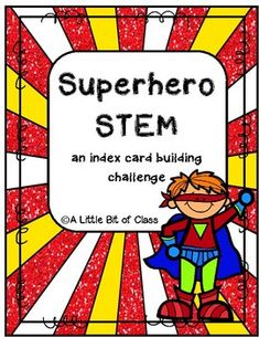 Stem Activities, Activities For Kids, Class Teacher, Stem Steam, Resource Room, Stem Projects, Index Cards, Art Education, Booklet