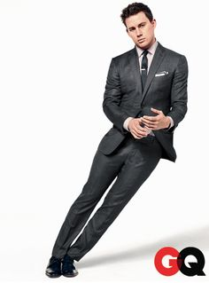 GQ Magazine | Man of the year Chan Tatum - Fh Studio by Fh-Studio Media Productions , via Behance