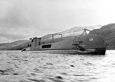 Dutch submarine Hr.Ms. O 19 in Holy Loch, 1943