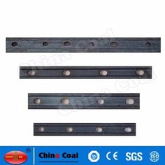 chinacoal03 Modern Steel Railing Railway Fish Plate Spiral Duct is packaged with carton box, plastic bags, wooden cases or as your requirementRailway fish plate/Railway Joint splint is used to joint/connect two pieces steel rails, such as light steel rail and heavy steel rail.  There are two kinds of fish plates, 4 holes and 6 holes. 4 holes fish plate is used to connect  light steel rail,6 holes fish plate is used to connect heavy steel rail.