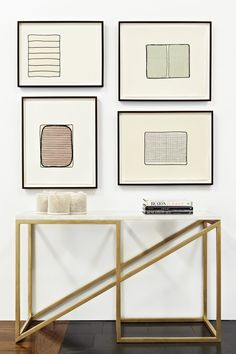 THE ZOID CONSOLE by MEIER/FERRER - Mid-Century / Modern Tables