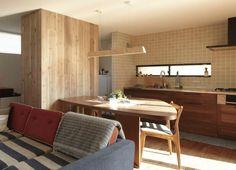 壁付けキッチン3