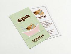 Pet shop business cards design pinterest pet shop business pet shop business card google search colourmoves