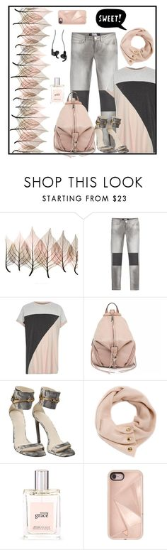 """Sweet"" by gloriadeym ❤ liked on Polyvore featuring Artistica, Karl Lagerfeld, River Island, Rebecca Minkoff, Gucci, Henri Bendel, philosophy, JBL and ESPRIT"