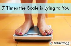 Knowing When to Ignore the Scale   SparkPeople