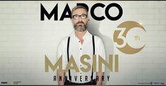 Il 2020 si preannuncia un anno ricco di festeggiamenti per Marco Masini, che celebra 30 anni di ca... Home Decor, Home Interior Design, Decoration Home, Home Decoration