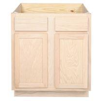Unfinished Sink Base Bathroom Vanity Cabinet 30\ Pinterest