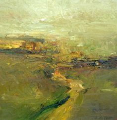 Dan McCaw's Abstract Landscape ...BTW,Please Check this out: http://artcaffeine.imobileappsys.com