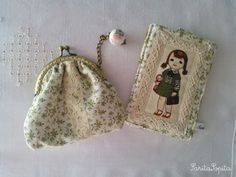 SaritaSopita ♥: Monederos Estuches Coin Purse, Wallet, Purses, Ideas, Fashion, Coin Purses, Felting, Necklaces, Totes
