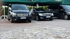 Our fleet of air conditioned luxurious Mercedes-Benz vehicles for Athens private tours, Airport transfers, Piraeus port private tours. Athens Airport, Mini Bus, Conference, Tours, Minivan