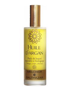 Pure Huile d'argan 100 mL - Gamme Argan - Nos soins