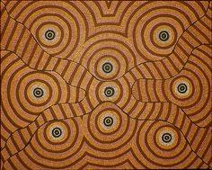 Classic Australian art | ... Aboriginal Art: Papunya Paintings, Page 3 ~ aboriginal-art.com