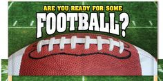 Get Your Business, School or Team Ready For Some Football Advertising!