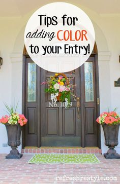 Create a welcoming e