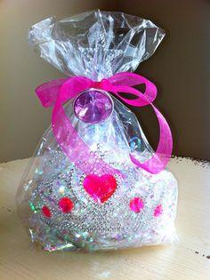Princess Party favor idea (dollar tree stuff!!!)