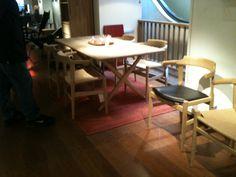 Danish Chairs & Table