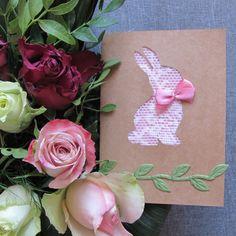 wielkanocne kartki #wielkanoc #easter #wielkanocneozdoby #inspiracje #diy #koronka #lace #krolik #zajac #jajko #egg #rabbit #eastereggs #komodapomyslow #easteridea #kartki #card #diycard