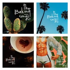 [ PLAY ME ~ thebakingideas.com ] We love making playlists and so far we have music to fall in love with, to chill, to get psyched and to rock on ~ All available on our blog!