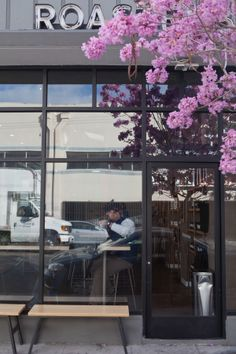 Los Angeles: Handsome Coffee Roasters shot by Michael A. Muller