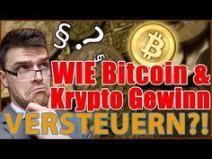STEUERN auf Bitcoins und Kryptowährungen | Heimarbeit