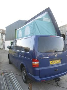 Gallery - Space Roofs: VW Campervan Roof Conversions & VW Pop Tops