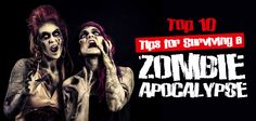 As we all know, it's only a matter of time before the zombie apocalypse makes a lasting impact on the way we live our lives. At ManSpace we thought it was about time we did our civic duty and put together some helpful tips and tricks to help you get through it.  #zombies #apocalypse #top10 #manspace