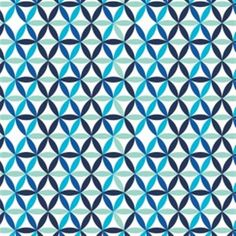 Mary Jo's Cloth Store - Fabrics - Lattice - 4141208 02 White & Multi (Camelot)