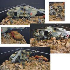 GRU special forces in Afghanistan PART2 scale: 1:35  By: Sergey Kovalyov (models base) By: Alexander Vityukhovsky (figures) From: diorama.ru  #scalemodel #plastimodelismo #miniatura #miniature #miniatur #hobby #diorama #humvee #scalemodelkit #plastickits #usinadoskits #udk #maqueta #maquette #modelismo #modelism